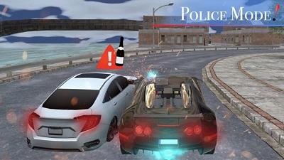 奔驰迈巴赫模拟驾驶