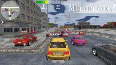 奔驰迈巴赫模拟驾驶截图