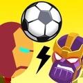 超级绳索英雄足球赛