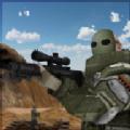 狙击队突击射击