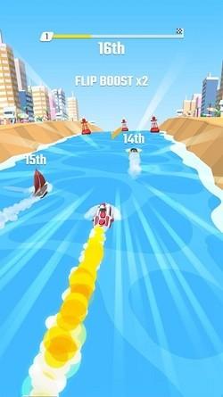 摩托艇竞速截图