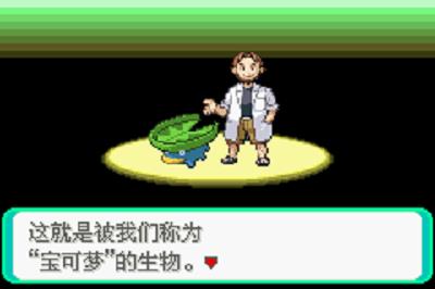 口袋妖怪究极绿宝石小智版