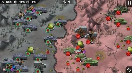 将军的荣耀3钢铁命令截图