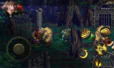 阿拉德之旅游戏截图