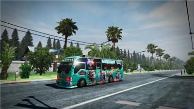 公交车竞赛截图