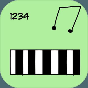 音乐键盘手
