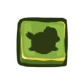 跳跃的麻雀鸟