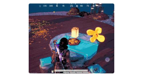 和平精英在游戏内吃一次月饼怎么完成