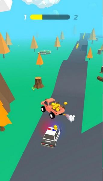 小心翻车啦截图