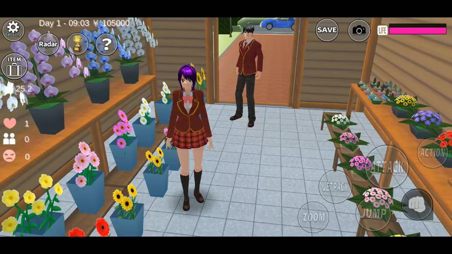 樱花校园模拟器1.037.01版本截图