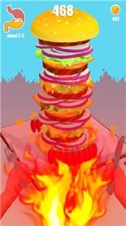 汉堡小能手截图