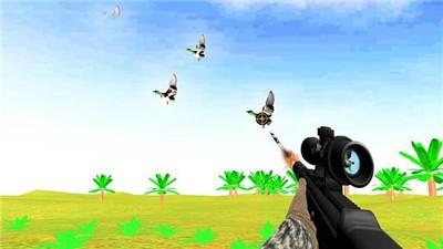 自由猎鸟英雄截图