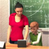 学校老师模拟器
