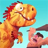 恐龙大战原始人