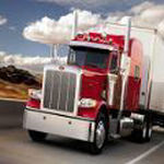 皮卡车货运运输