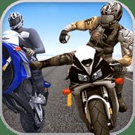 摩托车攻击种族