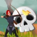 弓箭女猎人