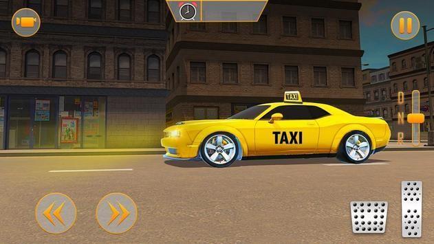 真正的出租车司机截图