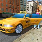 真正的出租车司机