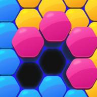 六边方块幸运拼图