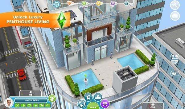 模拟人生畅玩版5.58.0截图