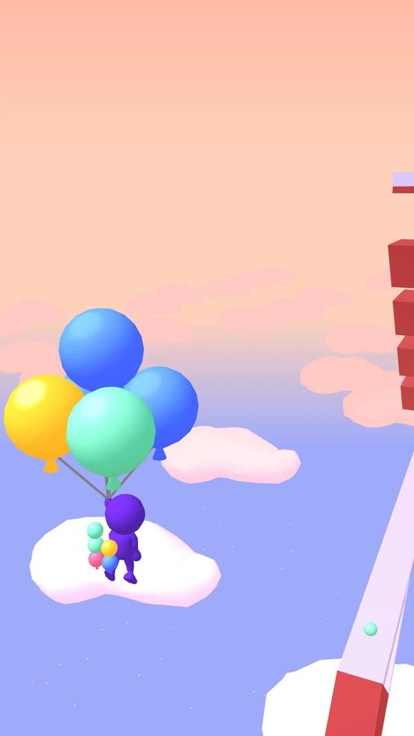 气球竞赛截图