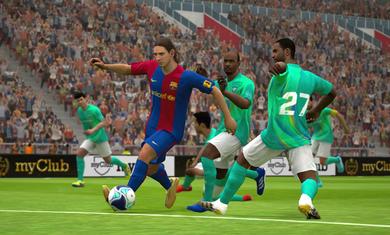 实况足球2021手游版5.2.0截图