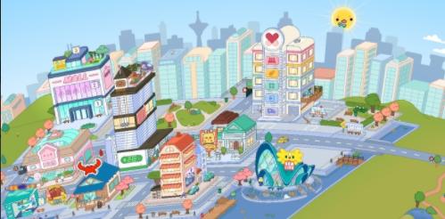 托卡世界彩虹公寓截图