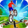单车骑行竞赛
