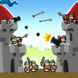 城堡岛屿之战