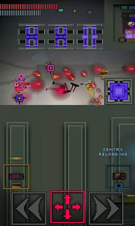 外星人打击战截图