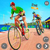 自行车骑士竞速