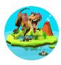 逃出恐龙岛小程序