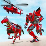 马机器人战争
