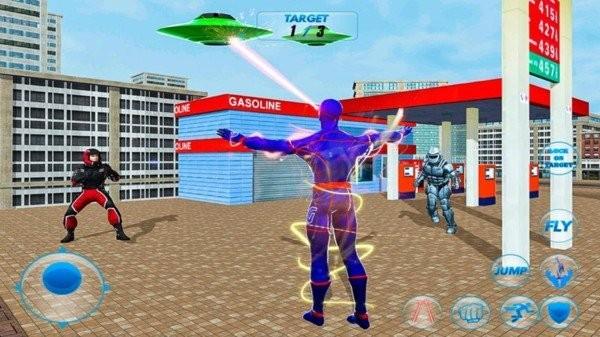 光速英雄救援任务截图