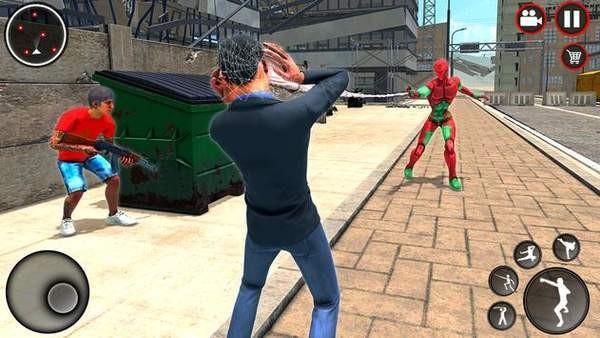 神奇忍者绳索英雄3D截图4