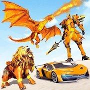 皇家狮子机器人
