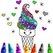 冰淇淋彩页