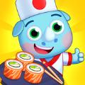 儿童厨房寿司