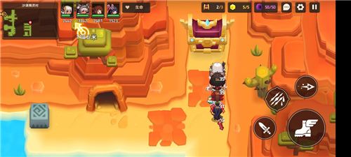 坎公骑冠剑4-2宝箱位置全收集攻略