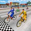 炫酷自行车赛车手3D