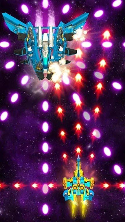太空星系中队截图