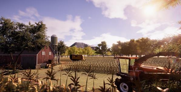 真正的农场牧场截图