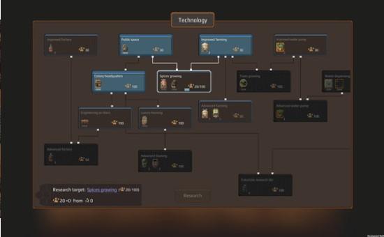 火星殖民模拟器截图