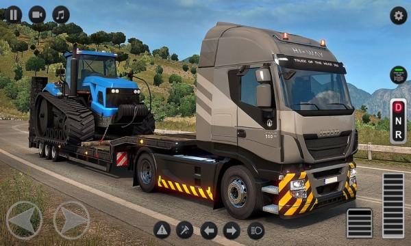 终极卡车驾驶模拟器2021截图