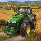 模拟农场20收割机