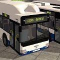 公交车巴士驾驶