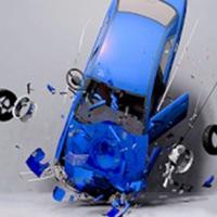 车祸模拟器撞头赛车