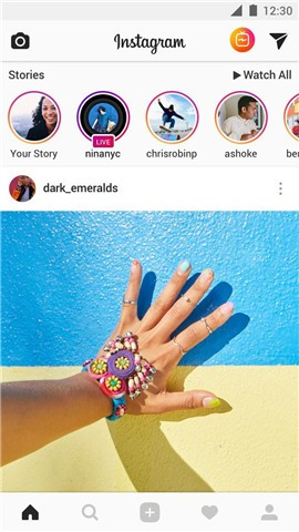 instagram安卓截图