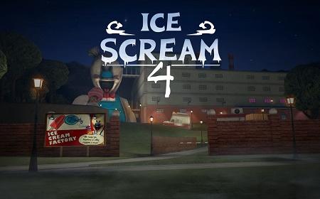 恐怖冰淇淋罗德第四代